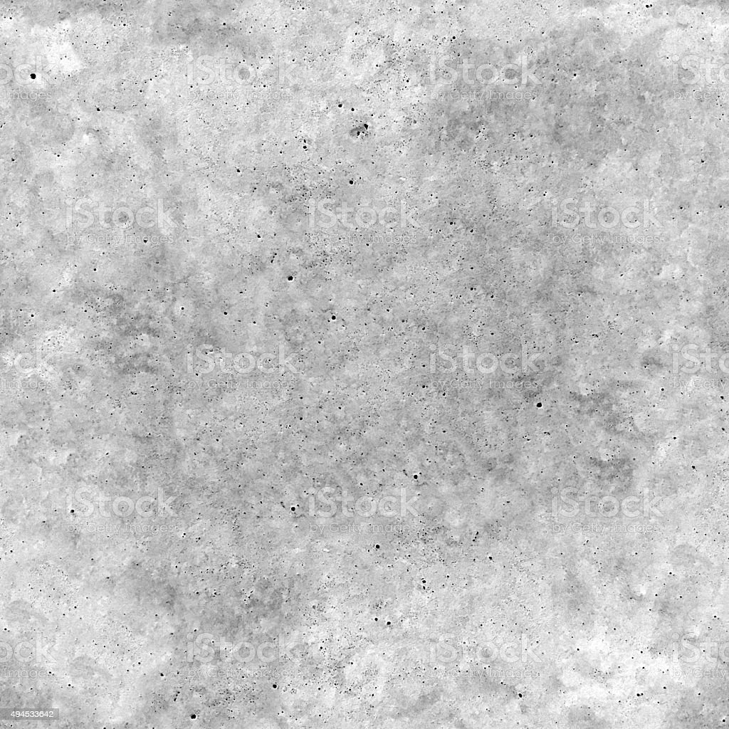 Seamless unfinished dirty raw grunge stylish gray concrete tile texture stock photo