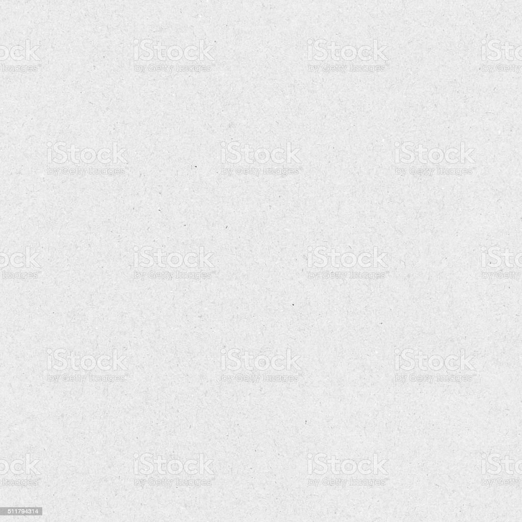 Seamless uniform manufactured messy fine-grained white scrapbooking paper background stock photo