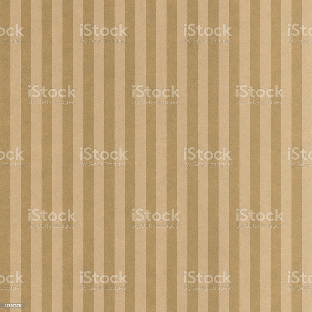 Seamless vertical stripes pattern on paper texture royalty-free stock photo