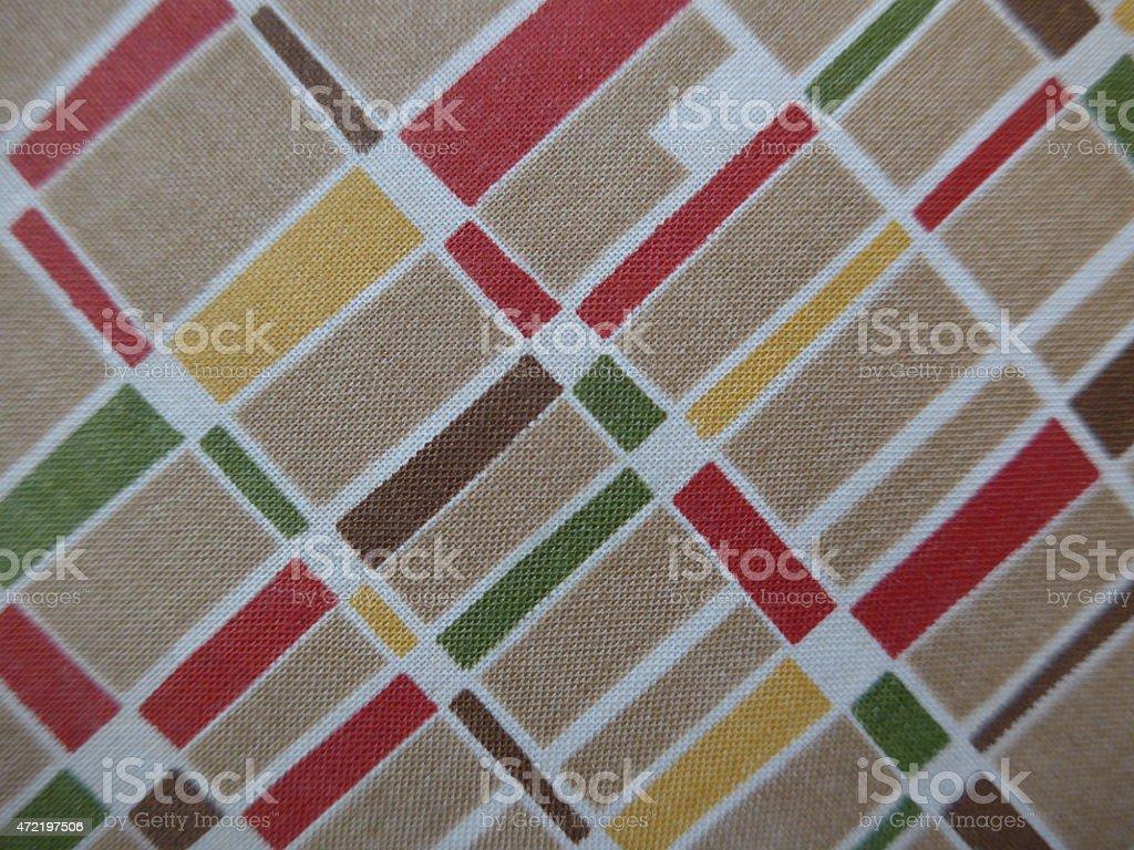 Seamless vintage patrón de los 50-Bild: foto de stock libre de derechos