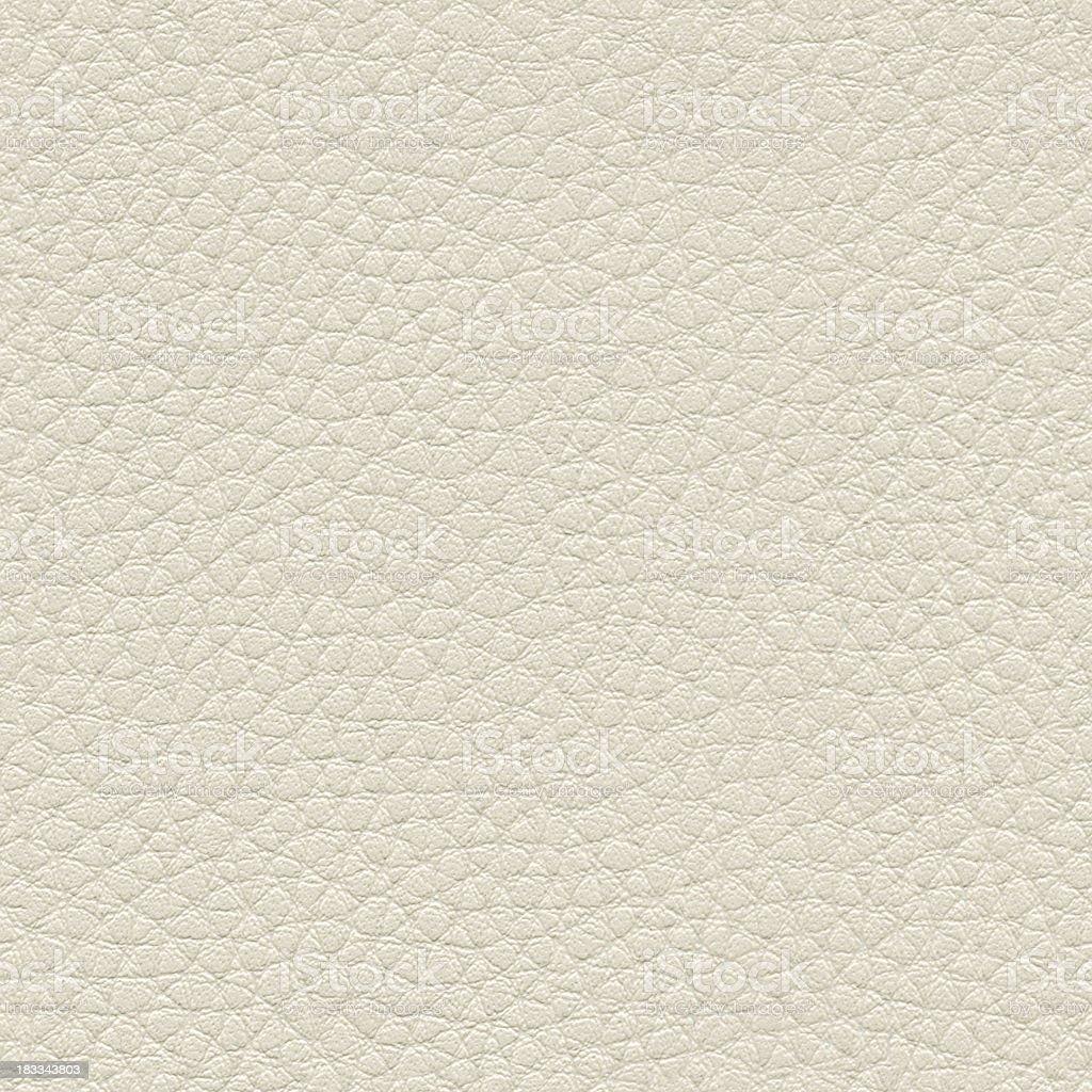 Seamless white leather background royalty-free stock photo