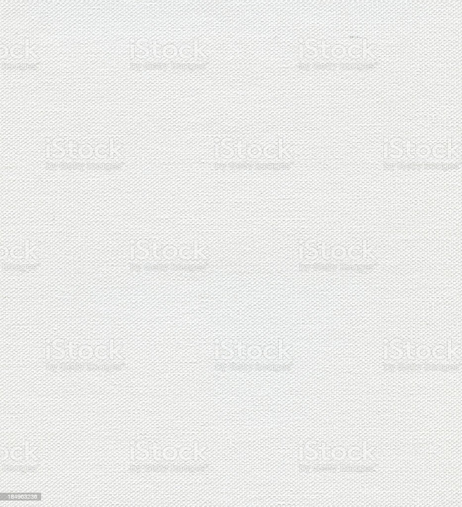 Seamless white linen canvas background royalty-free stock photo