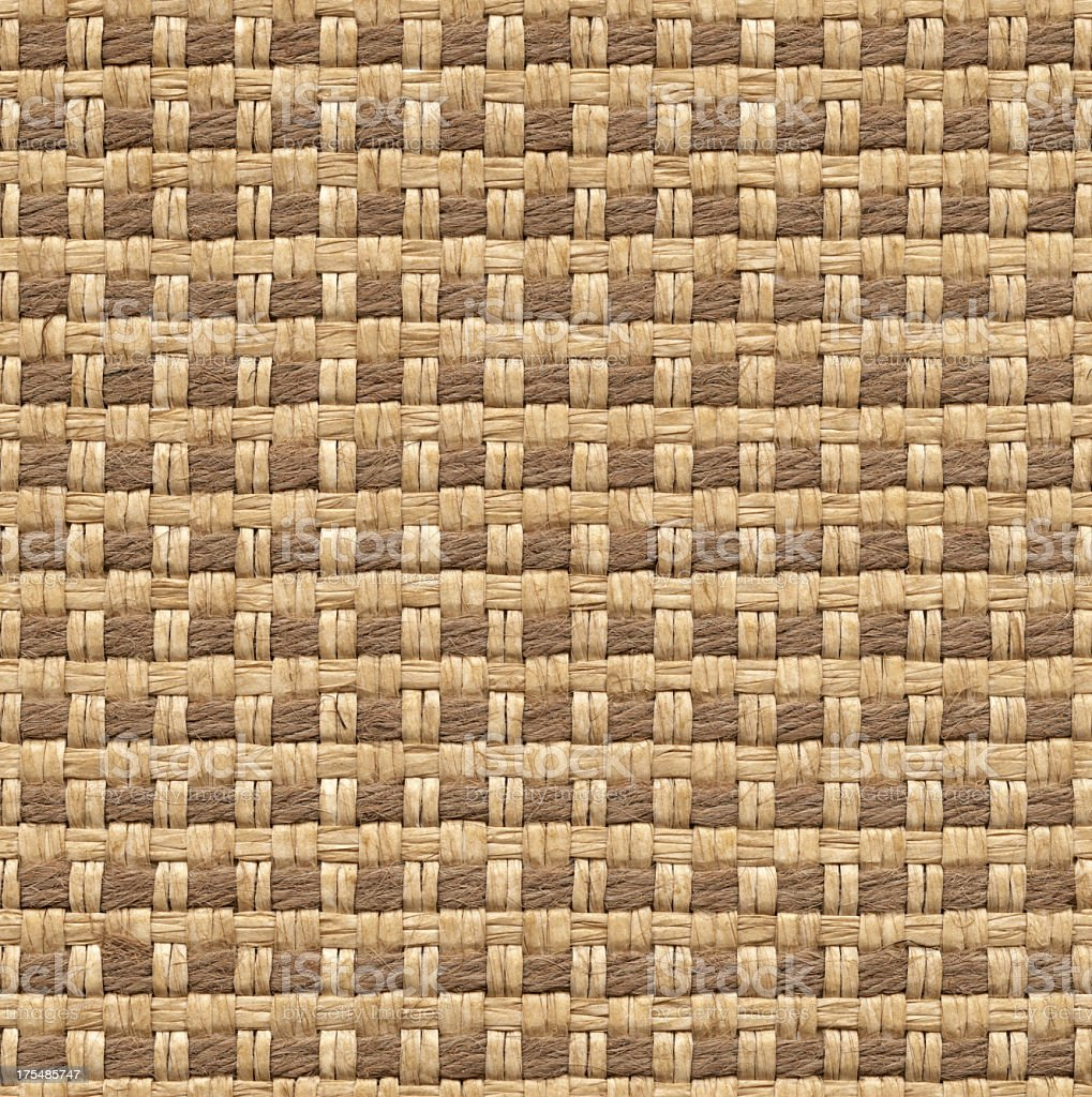 Seamless wicker background royalty-free stock photo