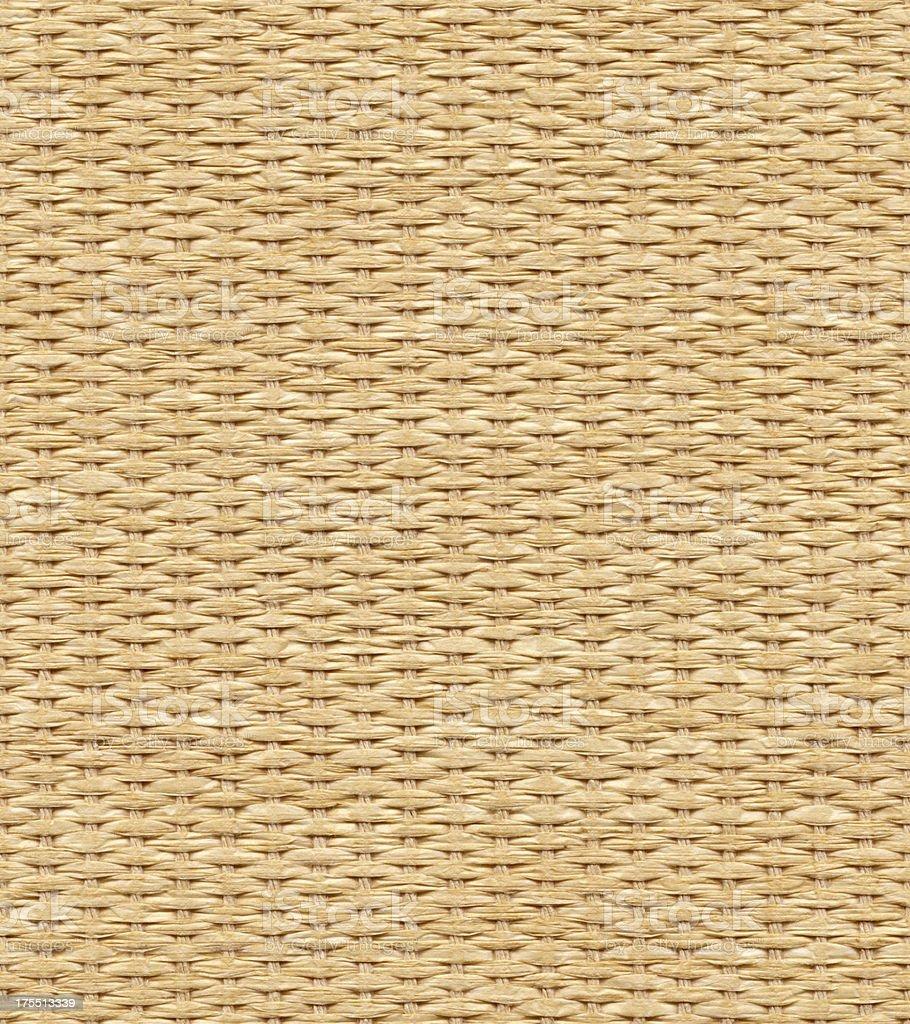Seamless wicker background stock photo