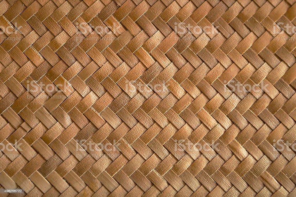 Seamless woven rattan backgrounds stock photo
