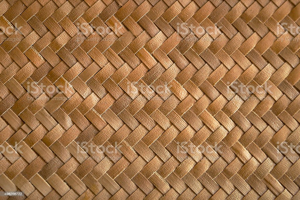 Seamless woven rattan backgrounds stock photo