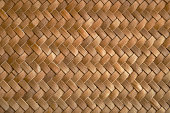 Seamless woven rattan backgrounds