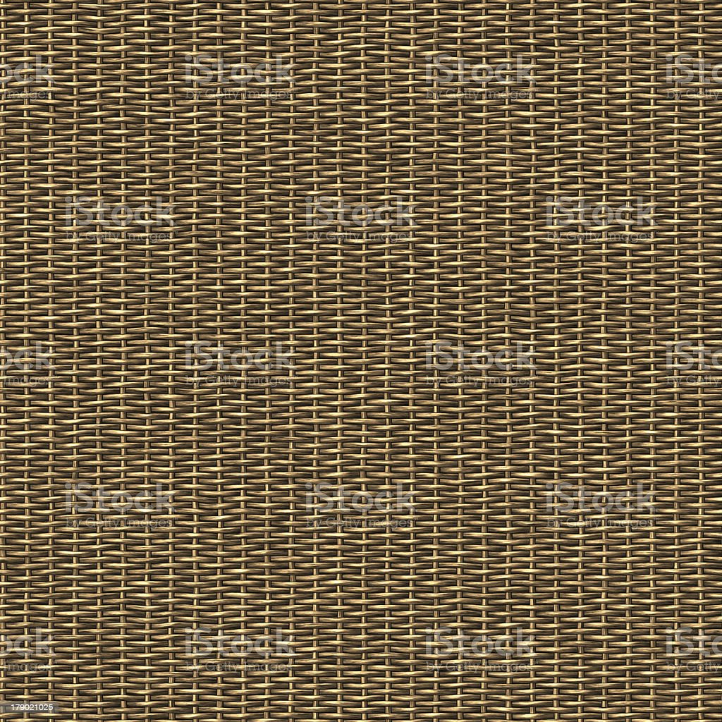 Seamless woven twill wooden close up stock photo