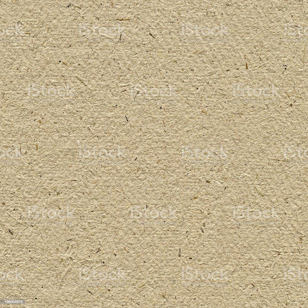 Seamless yellow craft paper background stock photo