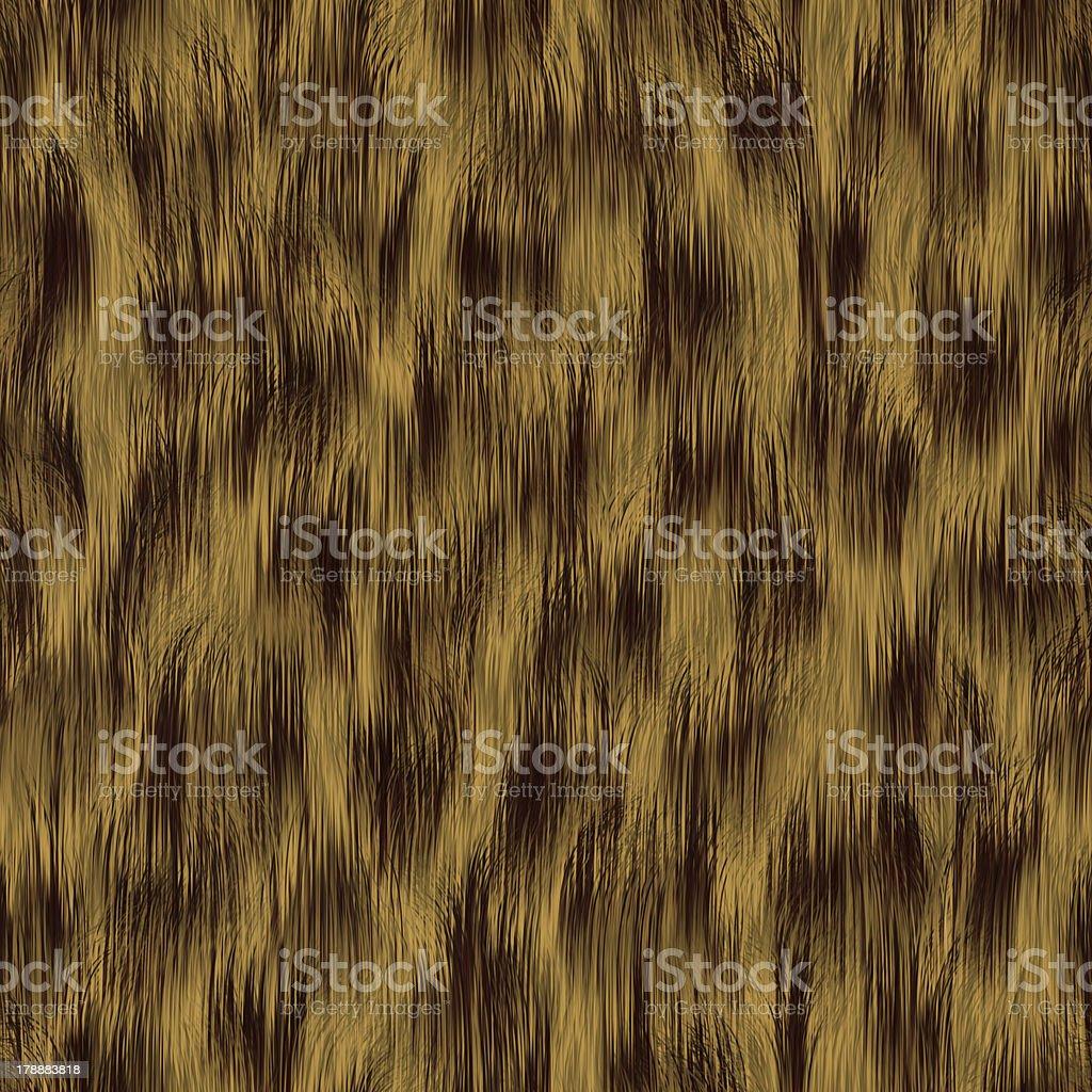 seamless yellow grass pattern royalty-free stock photo