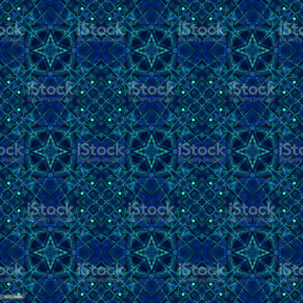 Seamlessly repeating pattern stock photo