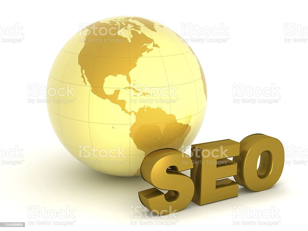 Search Engine Optimization royalty-free stock photo