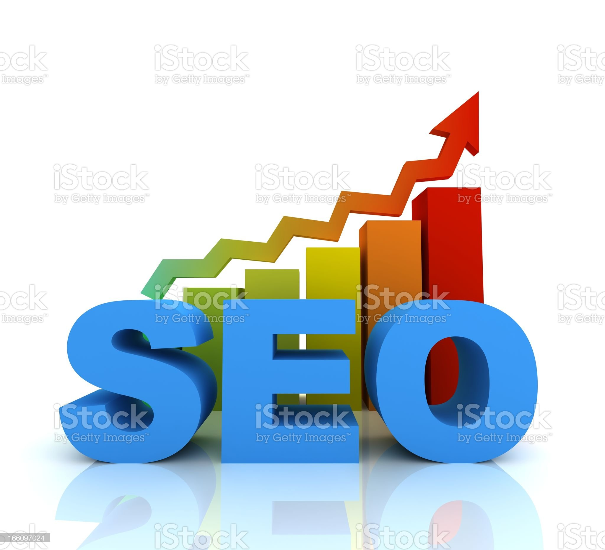 SEO - Search Engine Optimization royalty-free stock photo