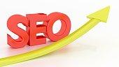 SEO Search engine optimization success concept