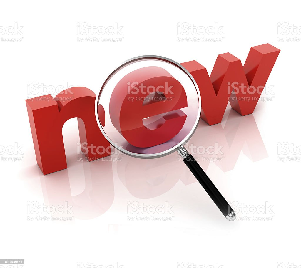 search new items royalty-free stock photo
