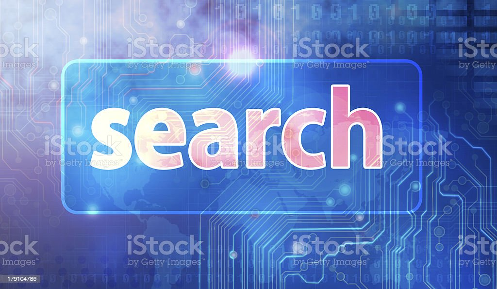 search royalty-free stock photo