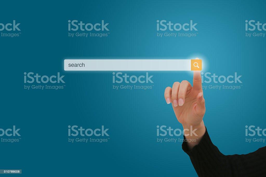 Search stock photo
