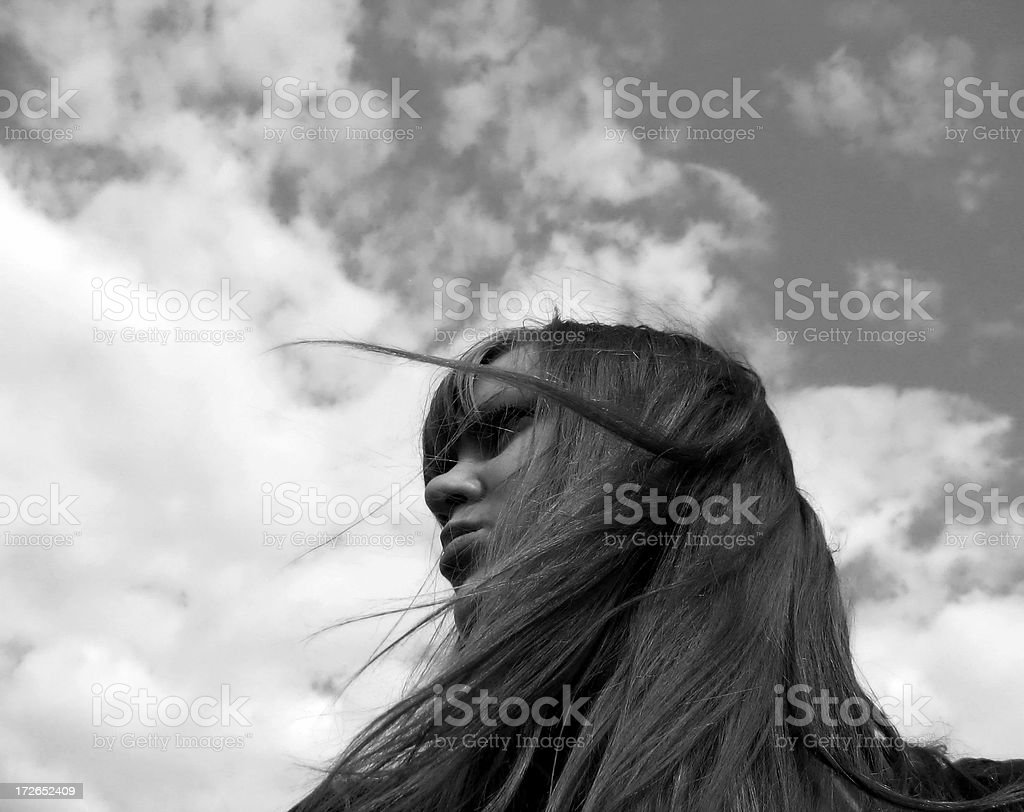 Searching For God royalty-free stock photo