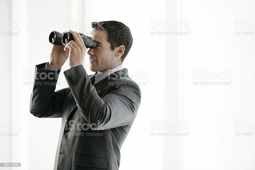 Searching for new possibilities royalty-free stock photo