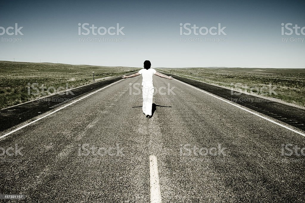 Searching for Something More royalty-free stock photo