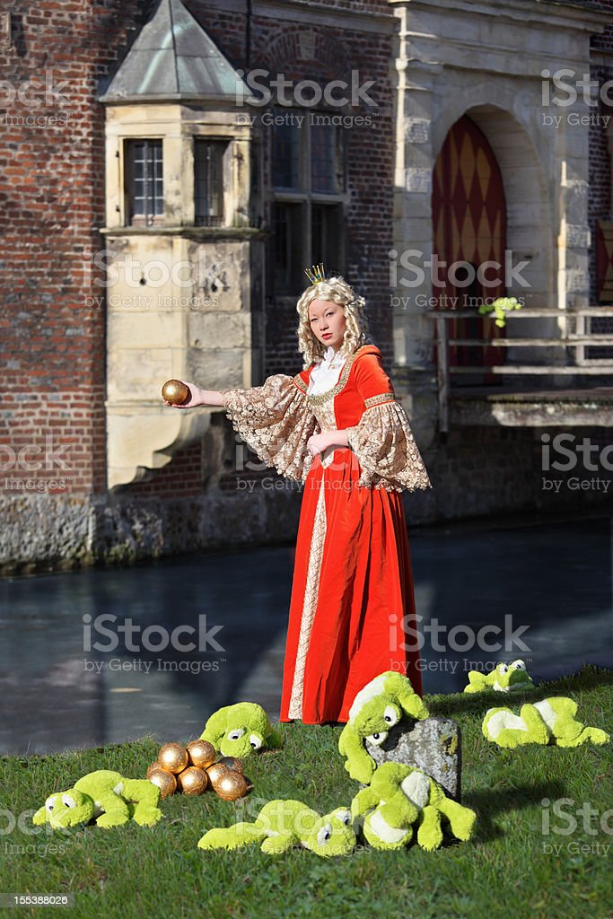 Searching for the Prince? royalty-free stock photo