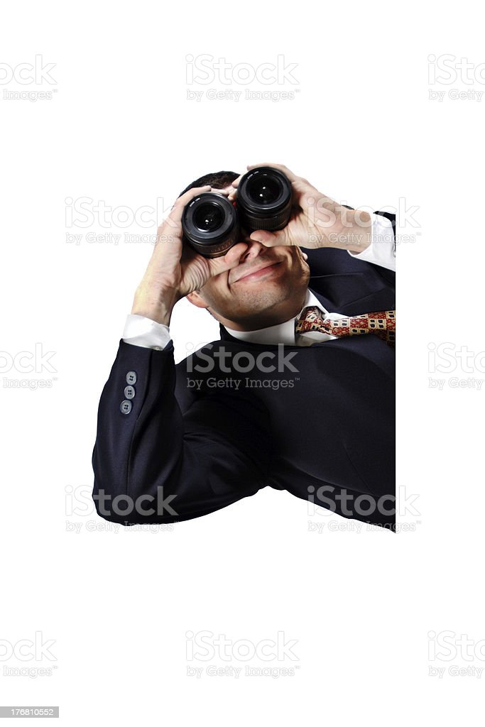 Searching message royalty-free stock photo