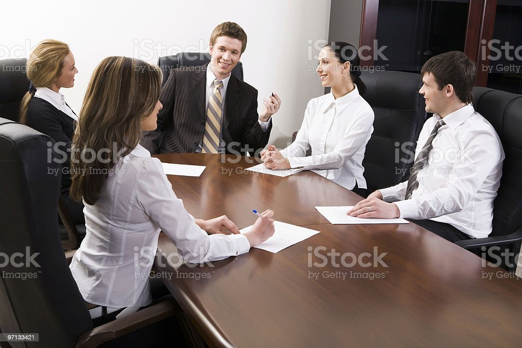 Searching of non-standard decision royalty-free stock photo