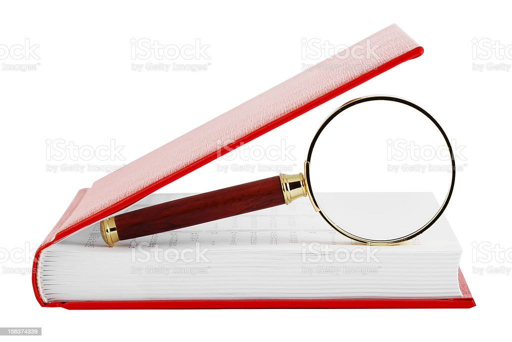 Searching. royalty-free stock photo