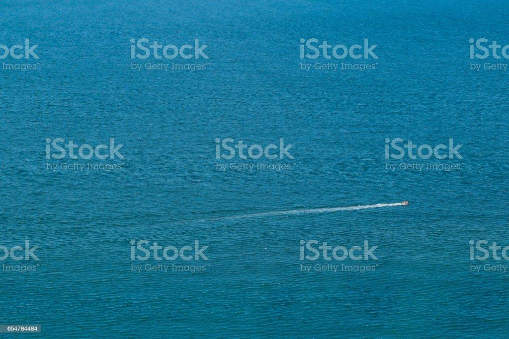Seascape Landscape Scene stock photo