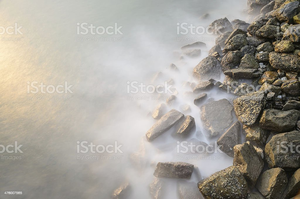 Seascape, Phuket, Thailand royalty-free stock photo