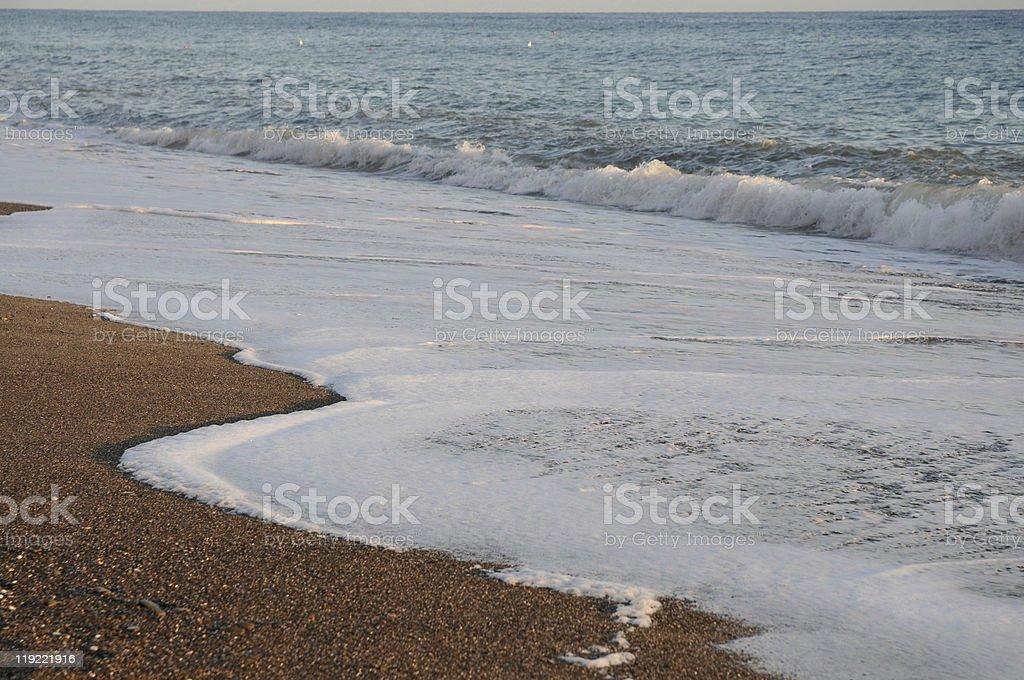 seashore6 stock photo