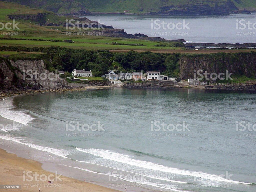 Seaside Coastal Area royalty-free stock photo