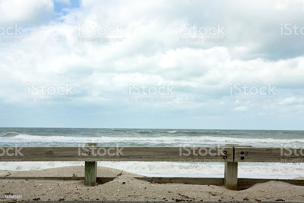 Seaside...ahhhhh stock photo