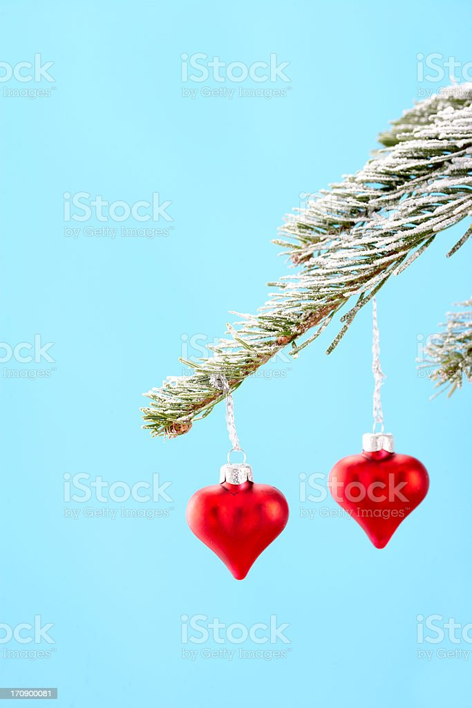 Season of love and goodwill royalty-free stock photo