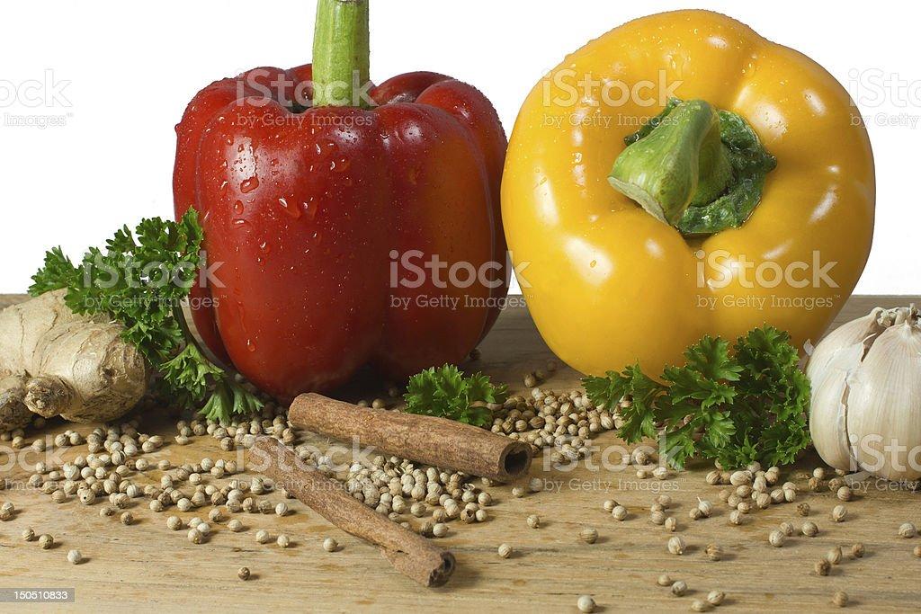 seasoning composition royalty-free stock photo