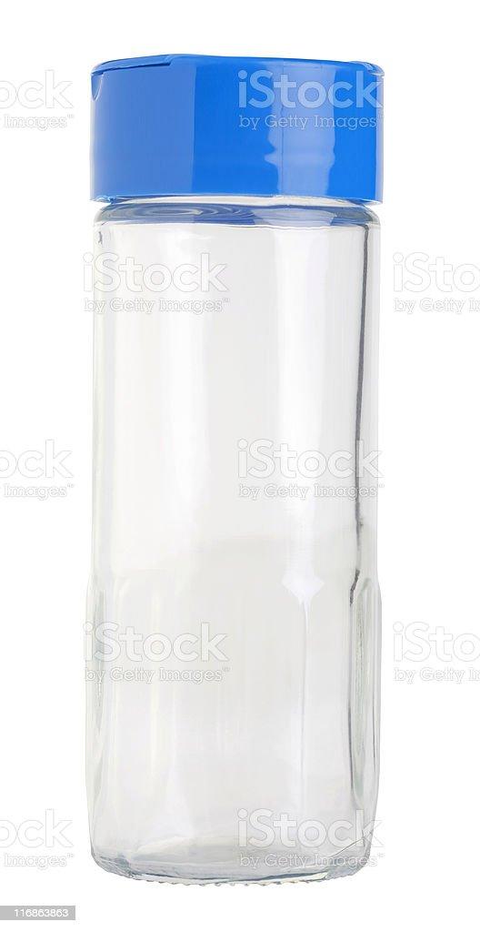 seasoning jar stock photo
