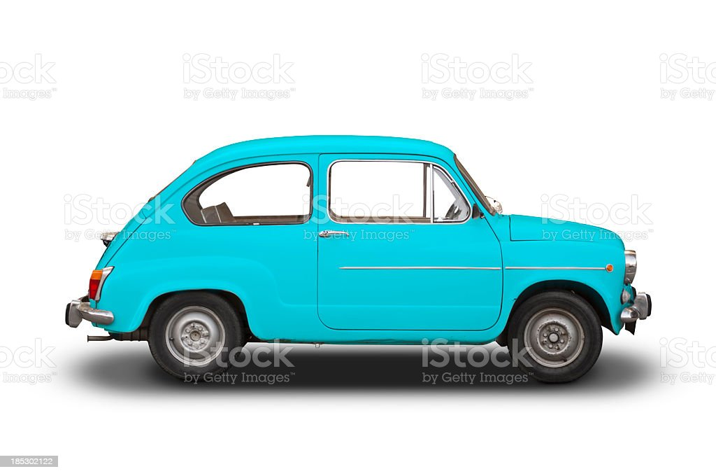 Seat 600 blue stock photo