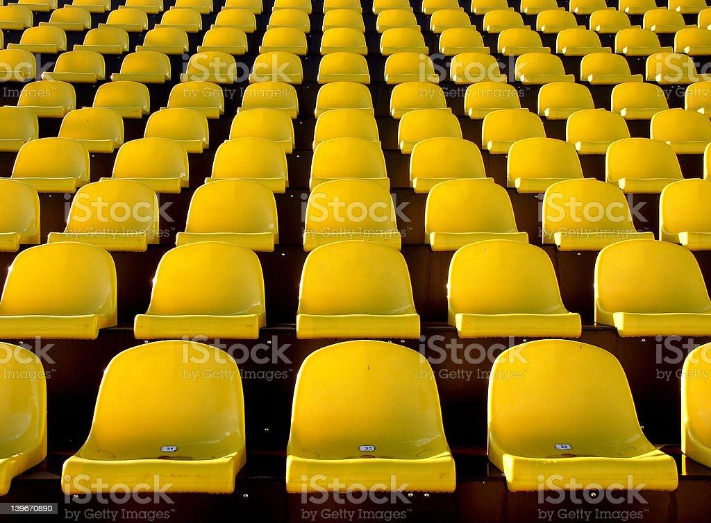 seat royalty-free stock photo