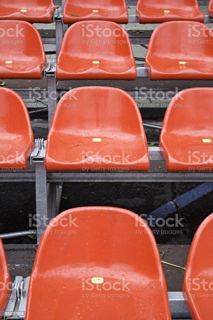 Seating celebration stock photo