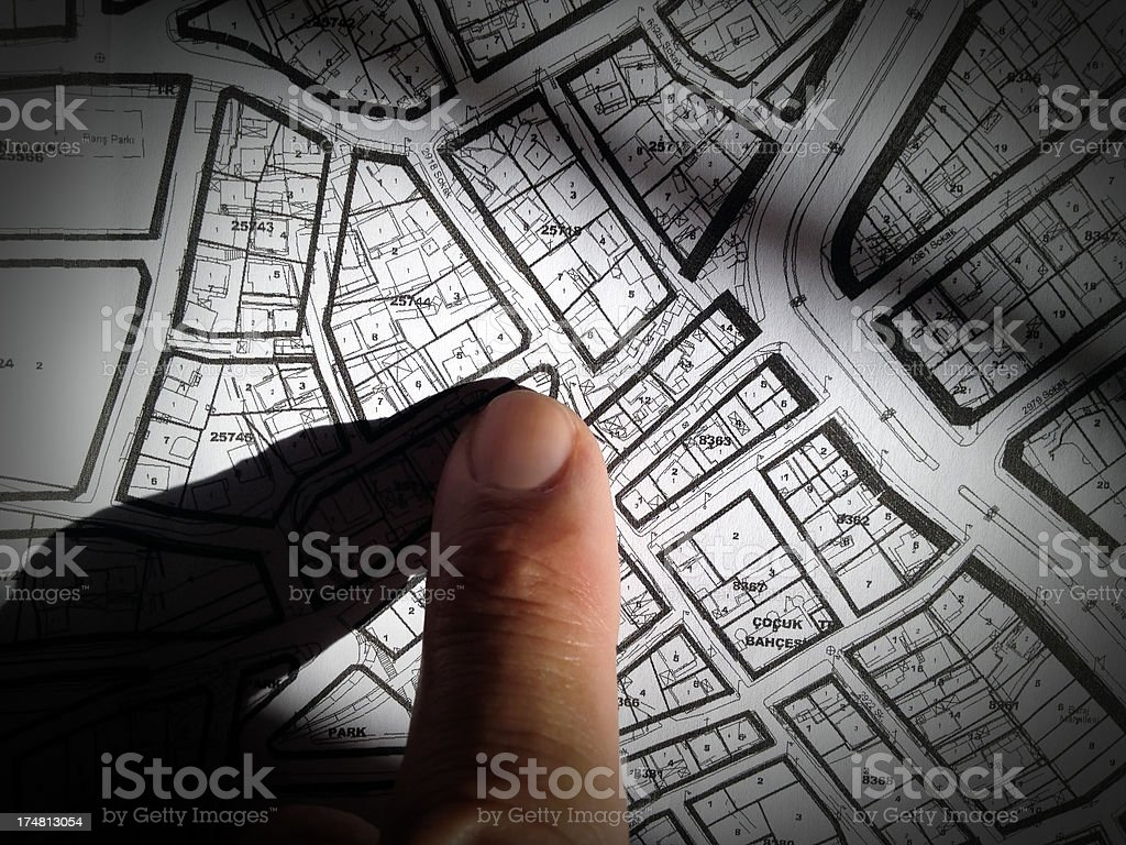 Seating Chart Development plan with mobile phone stock photo