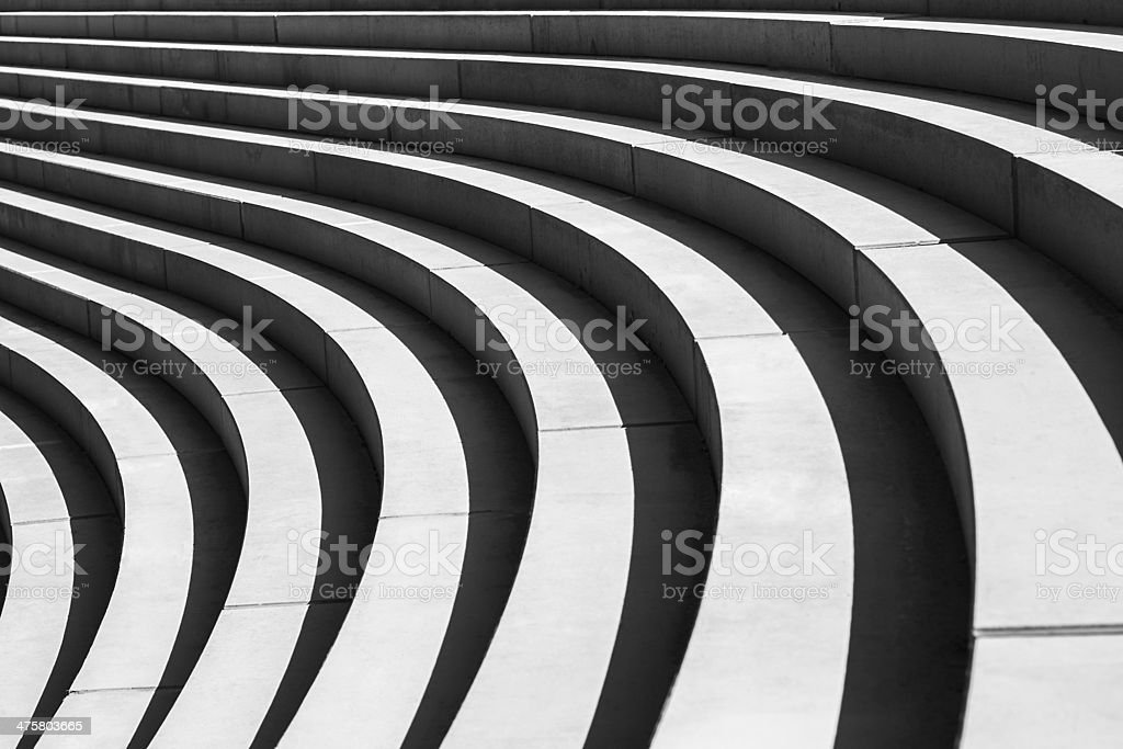 Seating/Stands stock photo