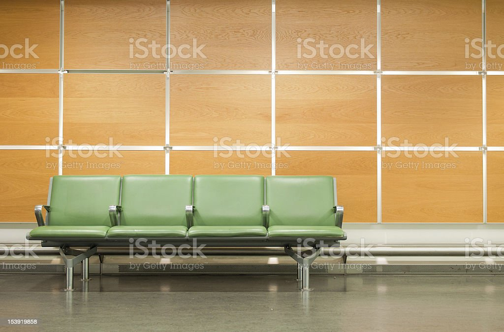 Seats royalty-free stock photo