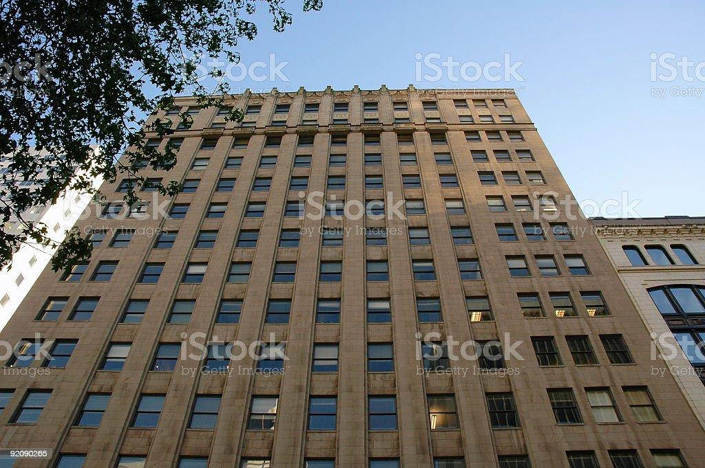 Seattle Buildings (series) stock photo