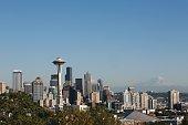 Seattle Skyline/Cityscape