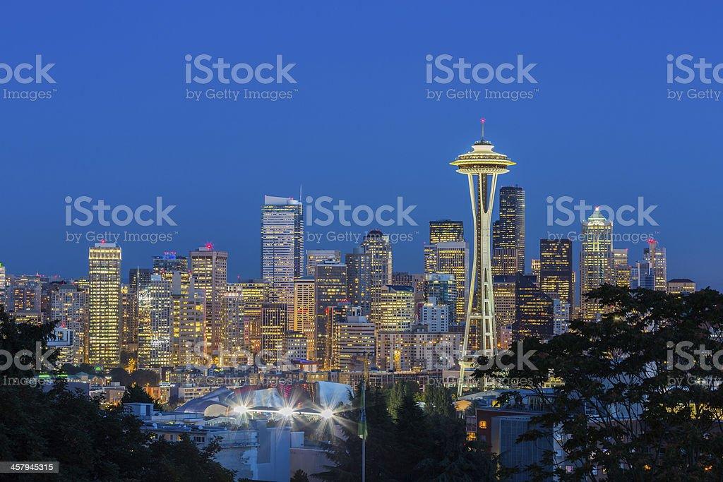 Seattle, United States stock photo