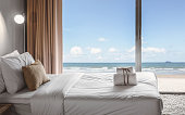 seaview bedroom