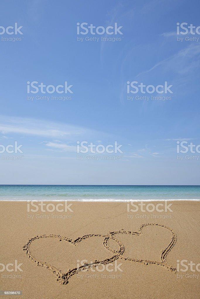 seaview royalty-free stock photo