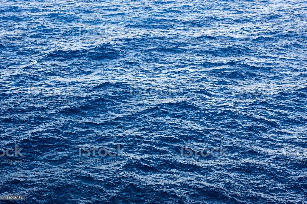 Seawaters stock photo