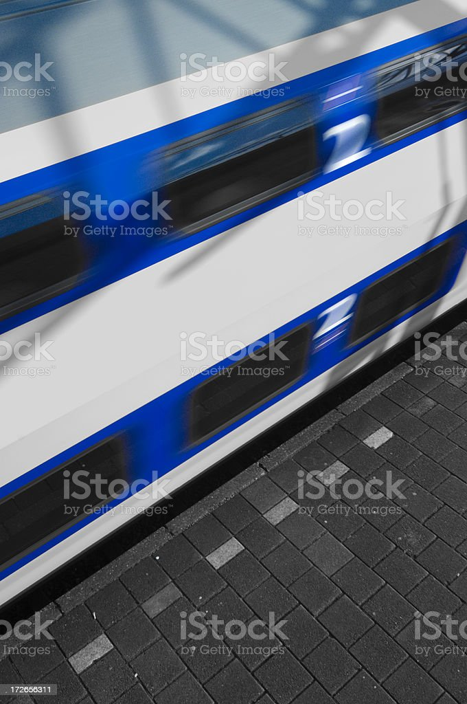 Second Class royalty-free stock photo