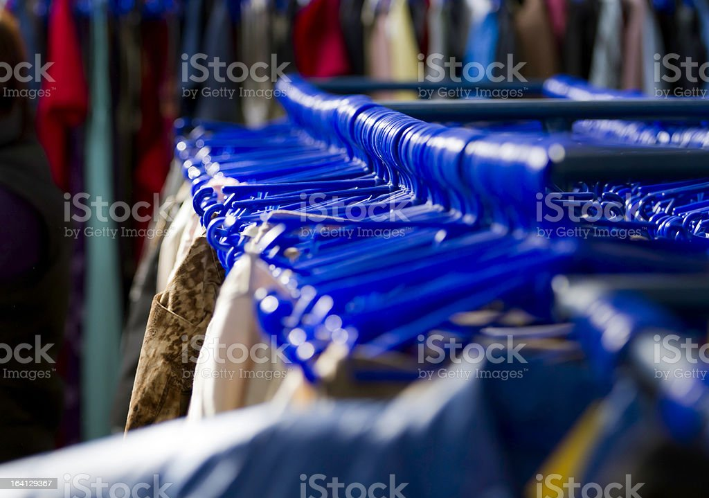 second hand royalty-free stock photo